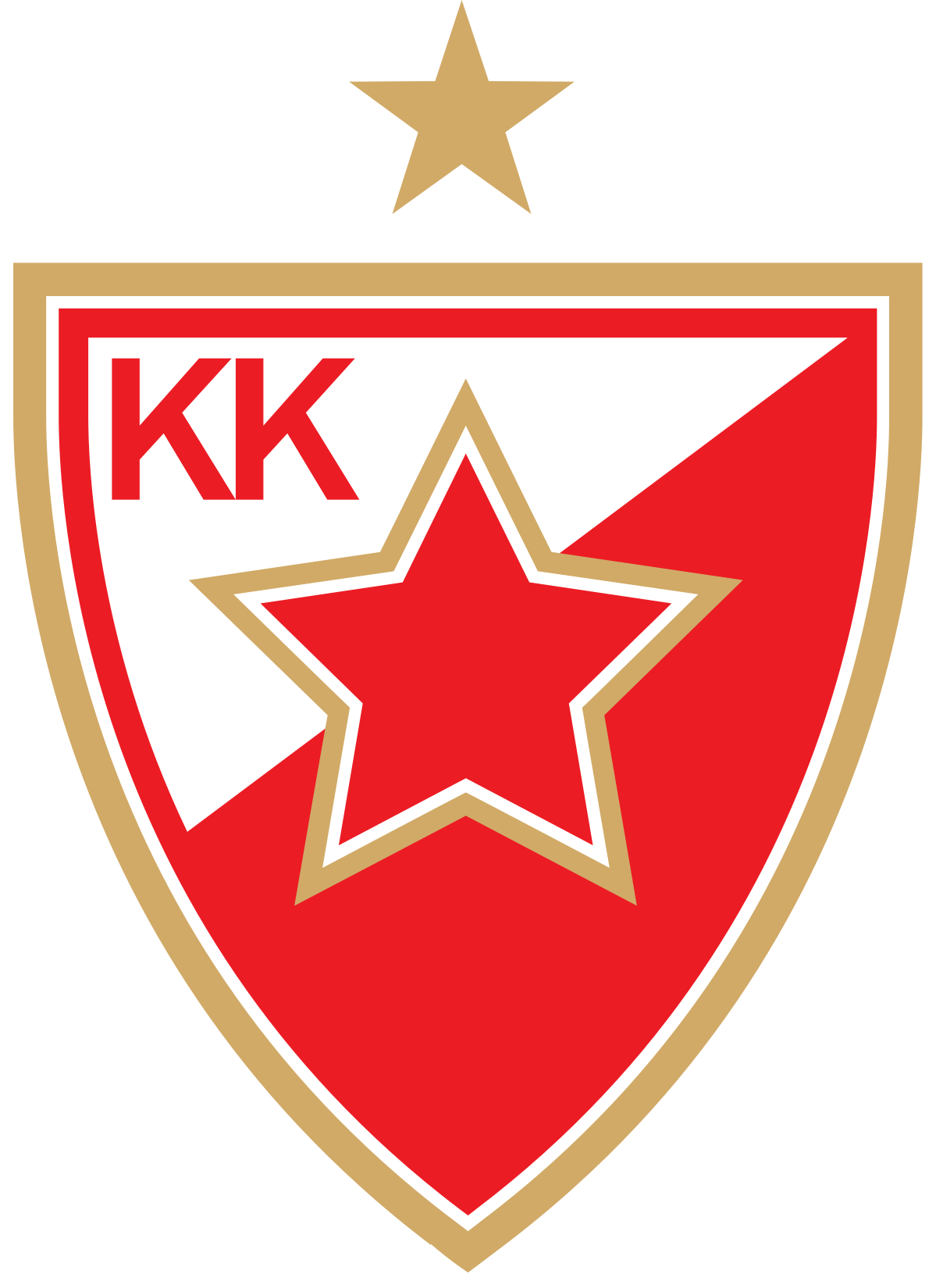 Crvena Zvezda mts Belgrade